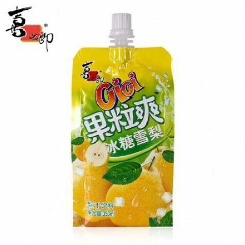 ST Fruit Drink - Rock Sugar Pear 258ml