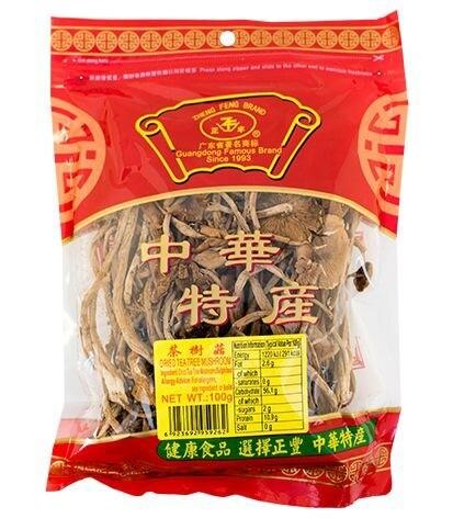 Zheng Feng Tea Mushrooms 100g