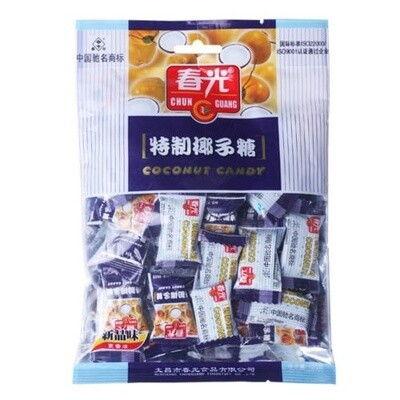 Chun Guang Coconut Candy 120g