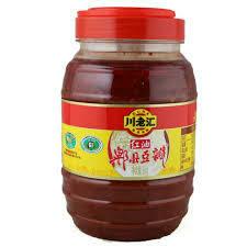 CLH Broad Bean Sauce Hot 1000g