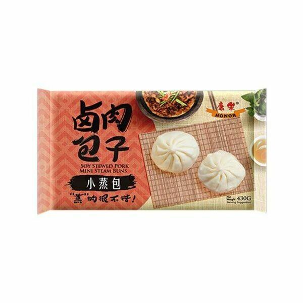 Honor Mini Soy Stewed Pork Buns 500g