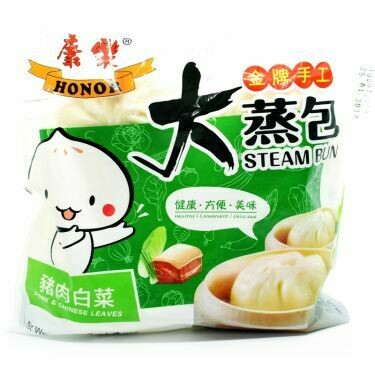 Honor Pork & Chinese Cabbage Buns 600G