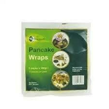 Ming Foods Pancake Wraps ( 3 x 100g ) 30pcs