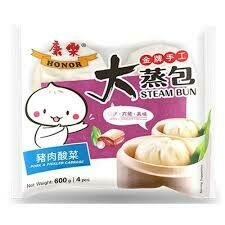 Honor Pickled Cabbage Buns 600g