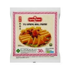 TYJ Spring Roll Pastry (10 inch 30 sheets)
