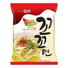 Paldo Kokomen Spicy Chicken Noodle 120g
