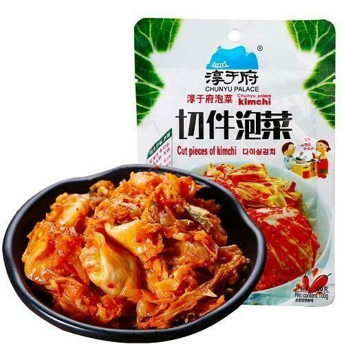 CYF Kimchi Pieces 100g