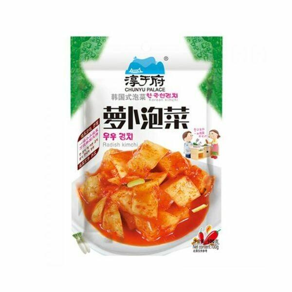 CYF Radish Kimchi 100g