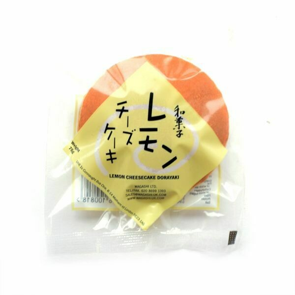 Dorayaki Lemon Cheese Cake 75g