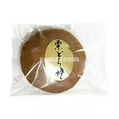 Dorayaki Oban Kuri Chestnut 120g