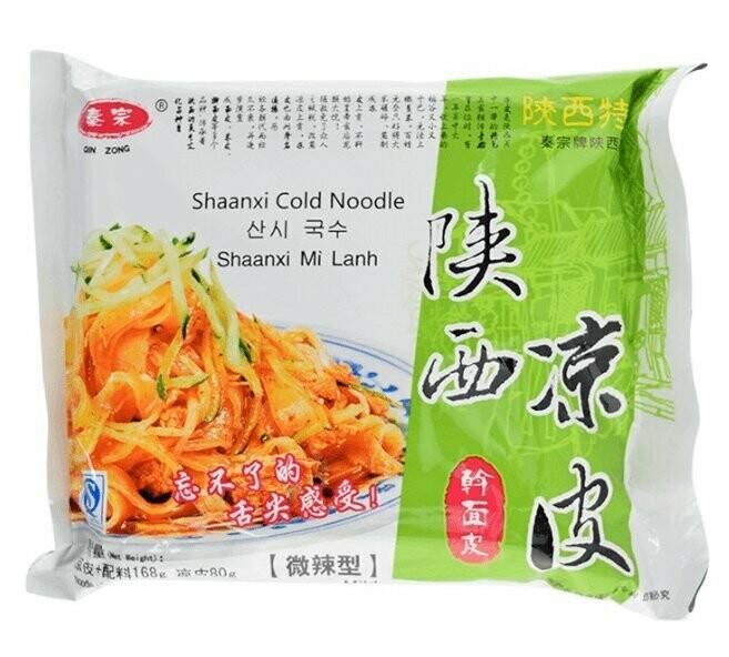 Shanxi Flat Noodle - Hot & Sour Flavour 168g