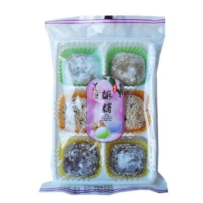 LL Japanese Mochi -  Taro, Matcha , Sesame Flavour 210g