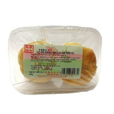 Oriental Delight Lo Po Bang 4Pcs (Wife Cake)