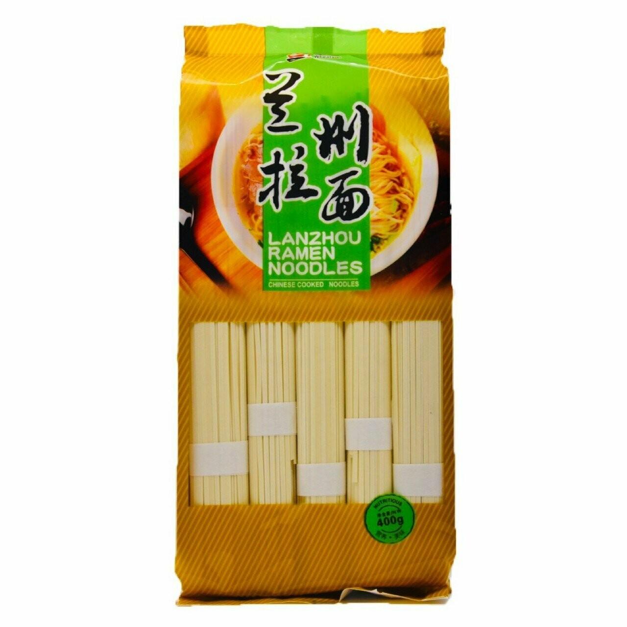 Wheatsun Lanzhou Ramen Noodles 400g
