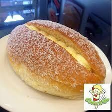 Coconut Cream Bread (2pcs)