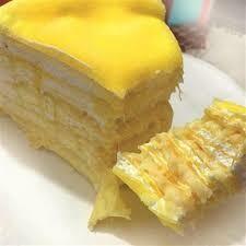 Mango Mille Crepe (1 pc)