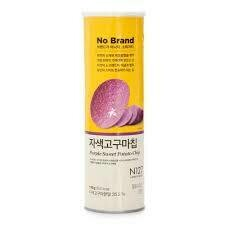 No Brand Purple Sweet Potato Potato Chip 110g