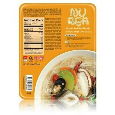 Young Pung Nuria Rice Noodle - Seafood Flavour 100g
