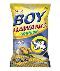 Boy Bawang Regular Garlic 100g