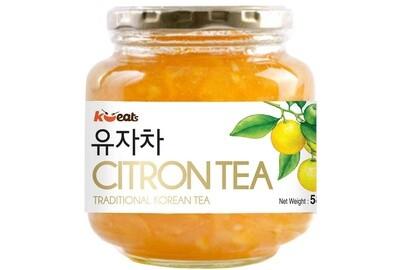 K Eats Citron Tea 580g