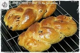 Raisin Braid Bread