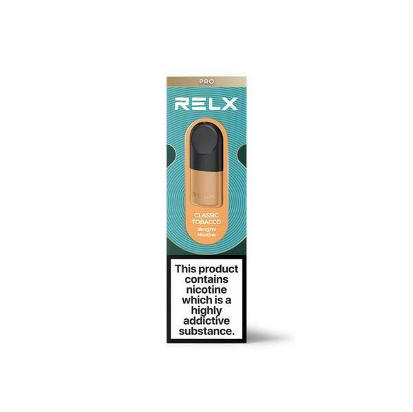 Relx Infinity - Rich Tobacco