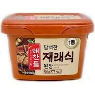 CJ Haechandle Soybean Paste 500g