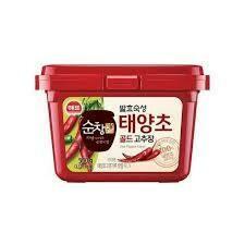 Sajohaepyo Gochuijang Red Pepper Paste 500g