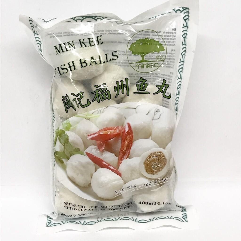 Min Kee Fuzhou Fish Ball 400g