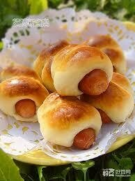 Mini Sausage Bread (3pcs)