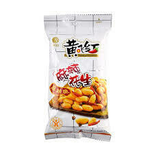 Huang Fei Hong Spicy Peanuts 110g