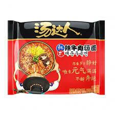 Unif Korean Hot & Spicy Noodle 125g
