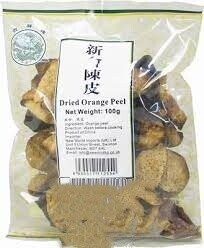 EA Dried Orange Peel 100g