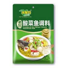 WJT Condiment for Fish 338g