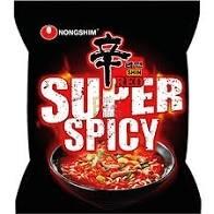 NS Shin Ramen Super Spicy 120g