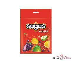 Sugus Assorted Fruit Chews  200g