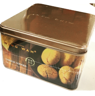 Wing Wah Chinese Cookies 400g