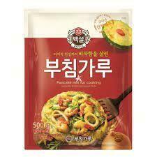 Baeksul Korean Pancake Mix Powder 500g