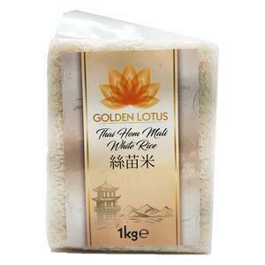 Golden Lotus Thai Hom Mali White Rice 1KG