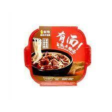 XF Self-Heating Braised Beef Noodle 638g
