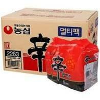 Nongshim Shin Ramyun (8x5x120g)