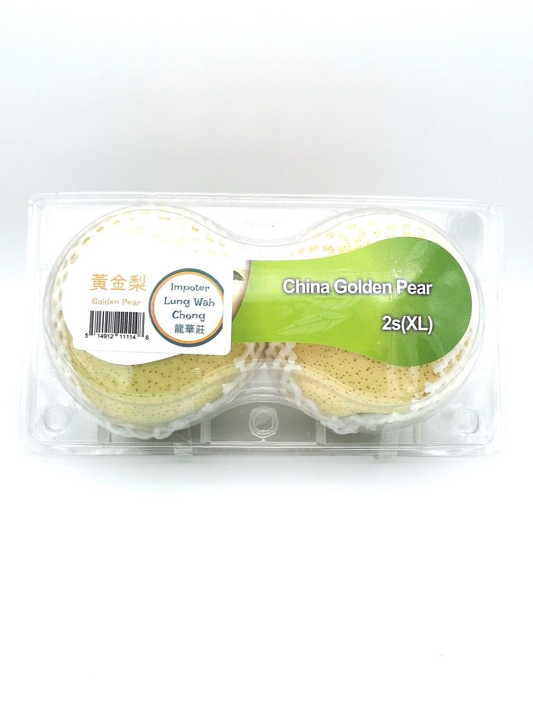 China Golden Pear 2pcs (XL)