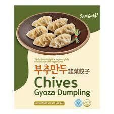 Samyang Chives Dumpling 600g