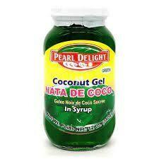 Pearl Delight Nata De Coco Green 340g