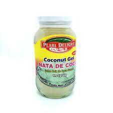 Pearl Delight Nata De Coco White 340g