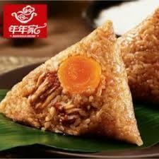 NianNian Pork and Egg Yolk Pork Zongzi 200g