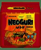 Nongshim Neoguri Ramyun - 5 packs
