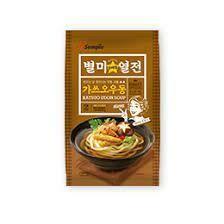 Sempio Katsuo Udon Soup 478g