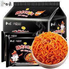 Baixiang Korean Turkey Noodle 112g x 5