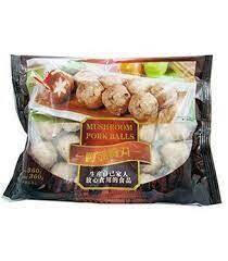 Authentic Mushroom Pork Balls 360g